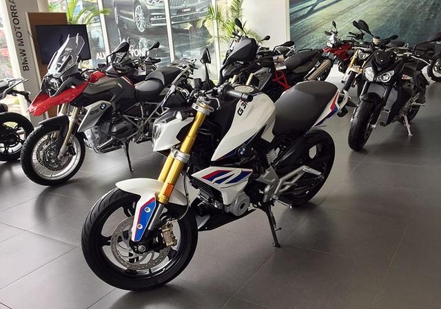 BMW đưa hai mẫu môtô 310cc về Việt Nam - 12