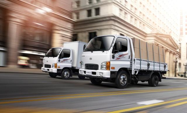 Hyundai Thành Công giới thiệu New Mighty N250 - 6