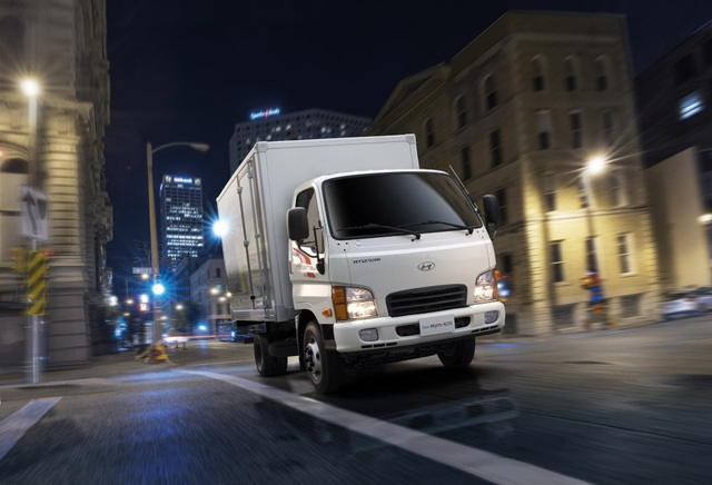 Hyundai Thành Công giới thiệu New Mighty N250 - 2