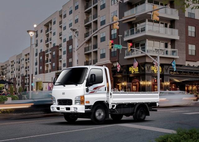 Hyundai Thành Công giới thiệu New Mighty N250 - 9