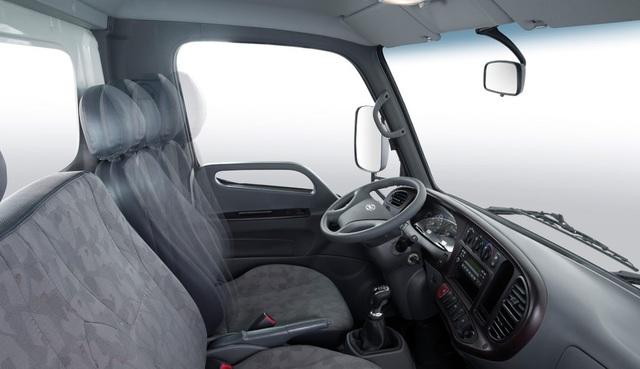 Hyundai Thành Công giới thiệu New Mighty N250 - 4