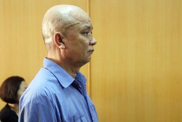 Bị cáo Tuông lãnh 14 năm tù.