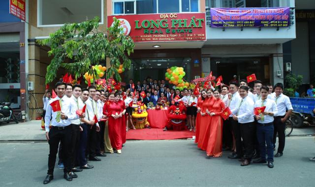 Địa ốc Long Phát tưng bừng Lễ khai trương chi nhánh mới - 5