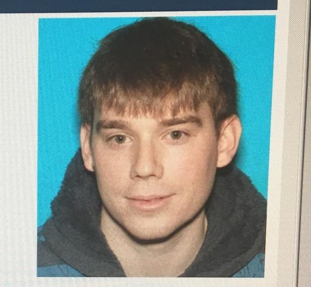 Chân dung kẻ bị tình nghi là hung thủ Travis Reinking (Ảnh: Cảnh sát Nashville)