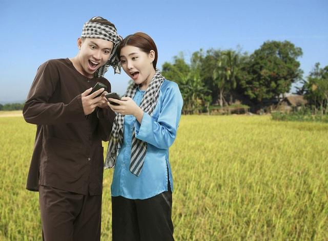 VinaPhone ra tổng đài riêng cho người nông dân - 1