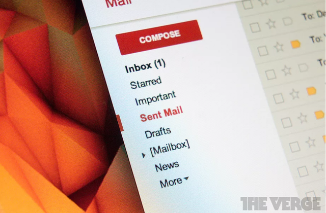 """Nhiều tài khoản Gmail bị hack, tự gửi thư """"spam"""" chính mình - 1"""