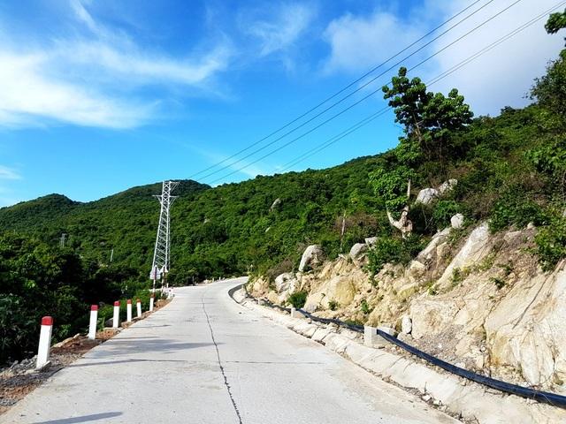 Những con đường ven đảo rất quyến rũ