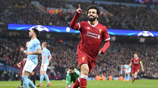 Mohamed Salah đang thể hiện phong độ rất cao ở mùa giải này