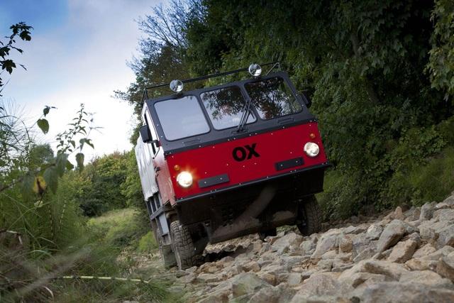 OX - Xe ô tô có thể tháo lắp trong vòng 12 tiếng - 1