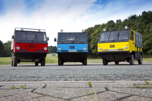 OX - Xe ô tô có thể tháo lắp trong vòng 12 tiếng - 3