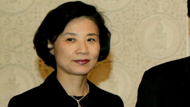 Bà Lee Myung-hee (Ảnh: Yonhap)