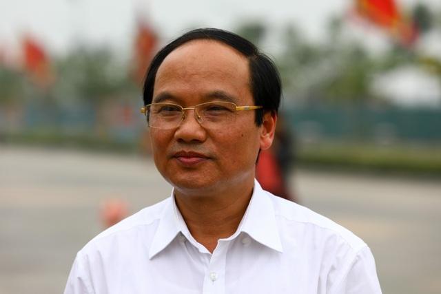 Ông Hà Kế San khẳng định Lễ hội Đền Hùng năm nay sẽ không có cảnh chen lấn xô đẩy.