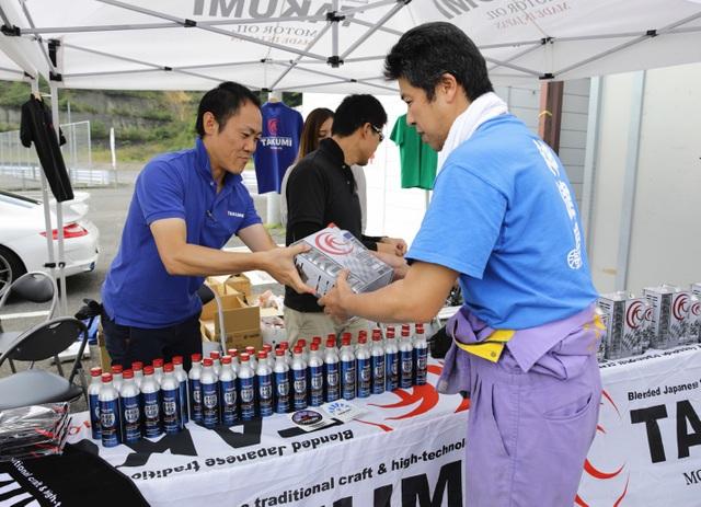 Takumi Oil đã có mặt tại Việt Nam - thị trường thứ 25 trên thế giới của hãng