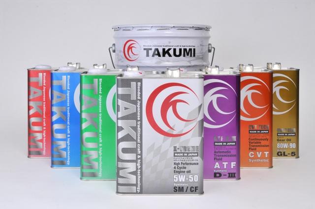 Dầu nhớt ô tô Takumi - Lựa chọn mới cho khách hàng - 2