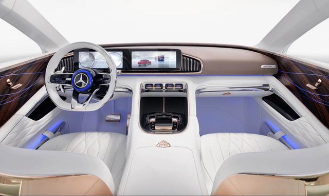 Diện kiến siêu SUV thương hiệu Mercedes-Maybach - 3