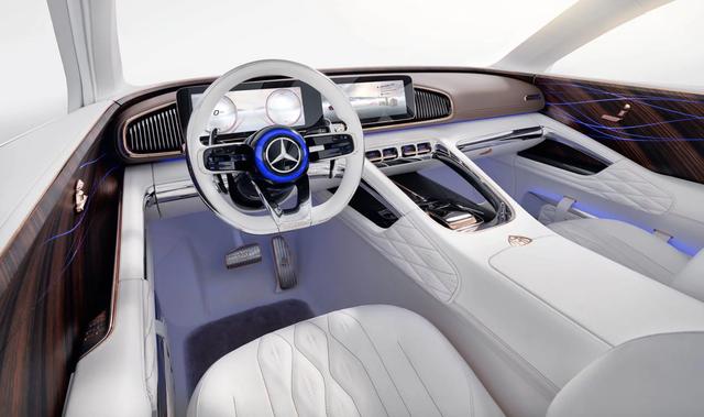 Diện kiến siêu SUV thương hiệu Mercedes-Maybach - 7