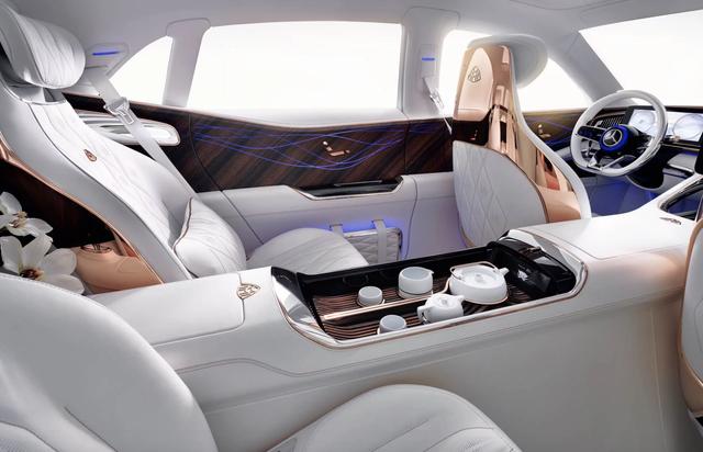 Diện kiến siêu SUV thương hiệu Mercedes-Maybach - 9