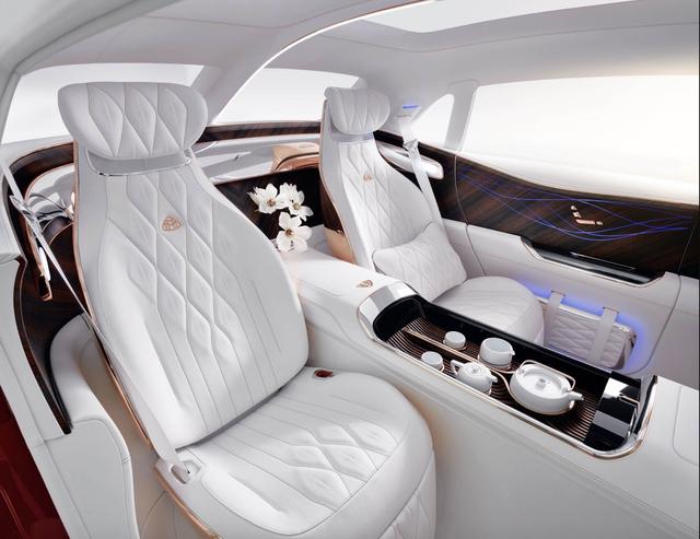 Diện kiến siêu SUV thương hiệu Mercedes-Maybach - 10