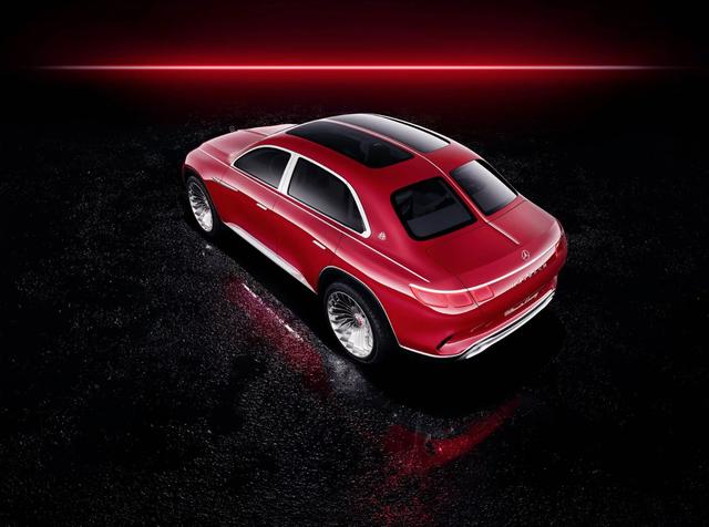 Diện kiến siêu SUV thương hiệu Mercedes-Maybach - 5