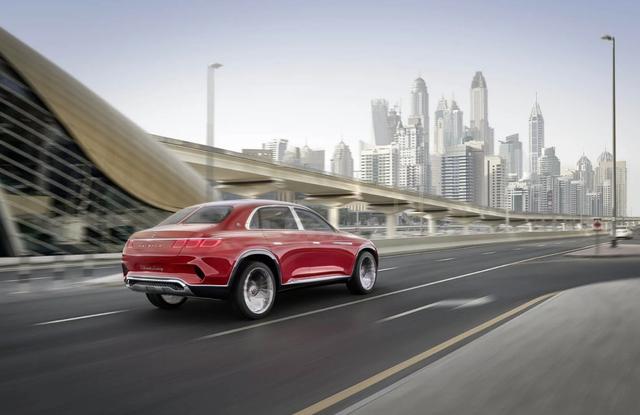 Diện kiến siêu SUV thương hiệu Mercedes-Maybach - 11