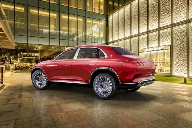 Diện kiến siêu SUV thương hiệu Mercedes-Maybach - 6