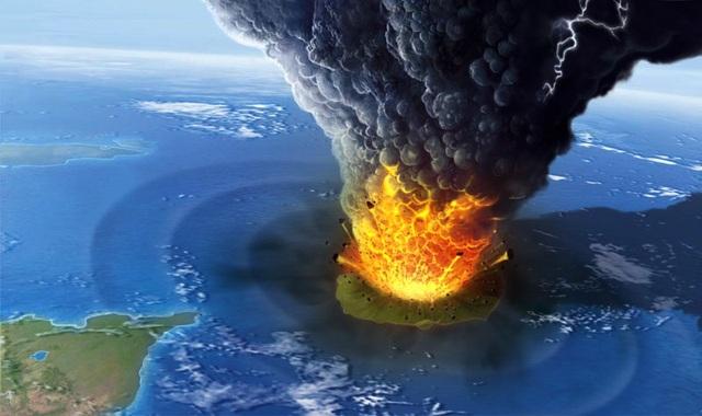 Vụ nổ khủng khiếp xa đến 5.000km vẫn nghe thấy. Ảnh minh họa.