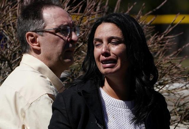 Vụ đâm xe khiến ít nhất 10 người thiệt mạng, 15 người bị thương. (Ảnh: Reuters)