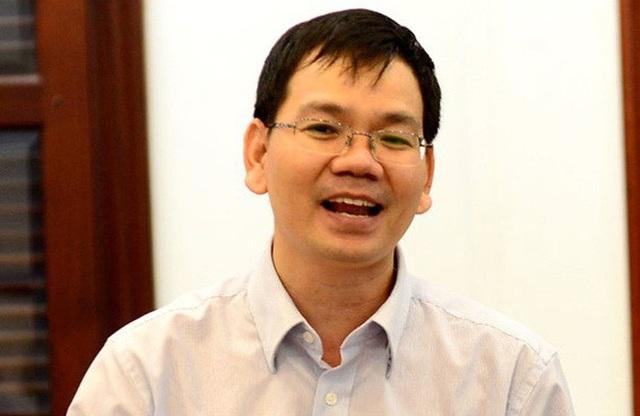 Ông Huỳnh Thế Du - Giám đốc Đào tạo Chương trình Giảng dạy Kinh tế Fulbright.
