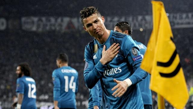 C.Ronaldo đang thể hiện phong độ rất cao