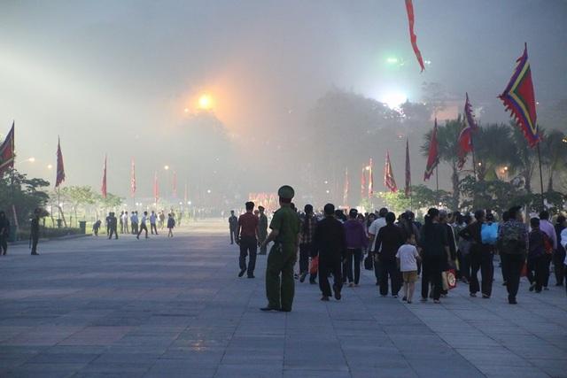Thủ tướng Nguyễn Xuân Phúc dâng hương tưởng nhớ các Vua Hùng - 2