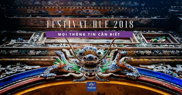 Những lễ hội hấp dẫn không thể bỏ qua tại Festival Huế 2018 - 1