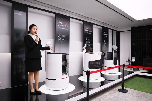 LG giới thiệu loạt thiết bị tích hợp AI tại Innofest Châu Á 2018 - 4