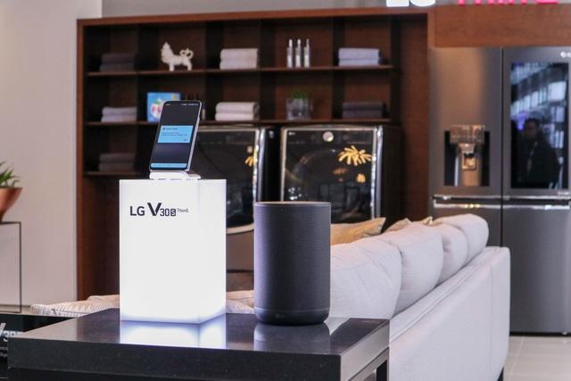 LG giới thiệu loạt thiết bị tích hợp AI tại Innofest Châu Á 2018 - 2