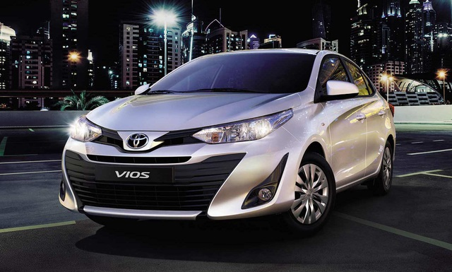 Mẫu xe ăn khách nhất của Toyota.