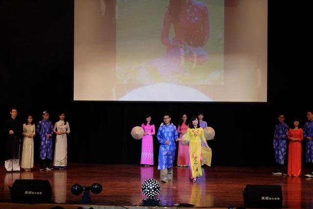 Tưng bừng tuần lễ văn hóa của SV Việt tại ĐH Thành Công, Đài Loan - 3