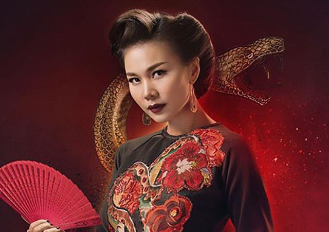 Phim Mẹ chồng... Lối diễn xuất tự nhiên, thái độ làm việc chuyên nghiệp đã giúp Thanh Hằng luôn đảm nhận những vai diễn nặng ký.