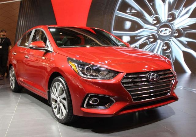 Sự xuất hiện của mẫu Hyundai Accent đã làm cho thị trường ô tô phân khúc hạng B thêm sôi động và cạnh tranh mạnh mẽ.