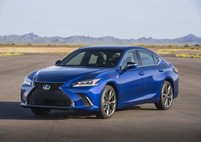 Lexus ES thế hệ mới - Động cơ cũ, sức mạnh mới - 8