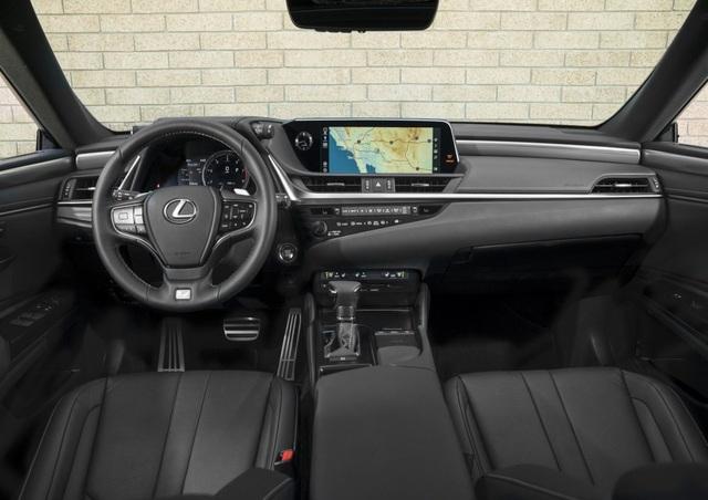 Lexus ES thế hệ mới - Động cơ cũ, sức mạnh mới - 5