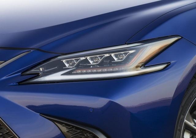 Lexus ES thế hệ mới - Động cơ cũ, sức mạnh mới - 7