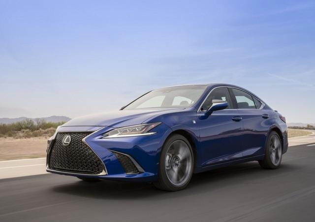 Lexus ES thế hệ mới - Động cơ cũ, sức mạnh mới - 1