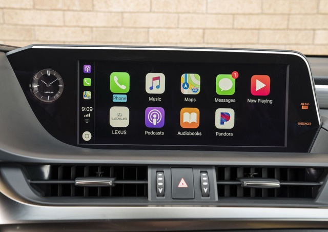 Lexus ES thế hệ mới - Động cơ cũ, sức mạnh mới - 18