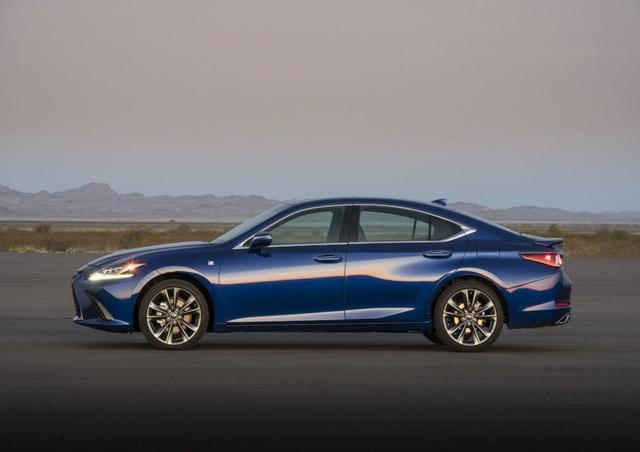 Lexus ES thế hệ mới - Động cơ cũ, sức mạnh mới - 9
