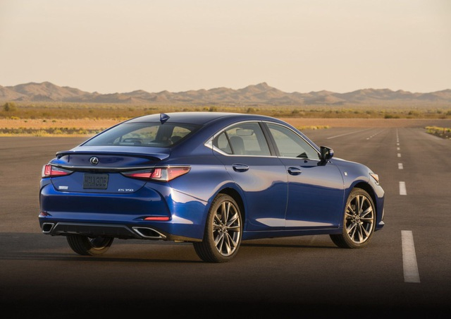 Lexus ES thế hệ mới - Động cơ cũ, sức mạnh mới - 11