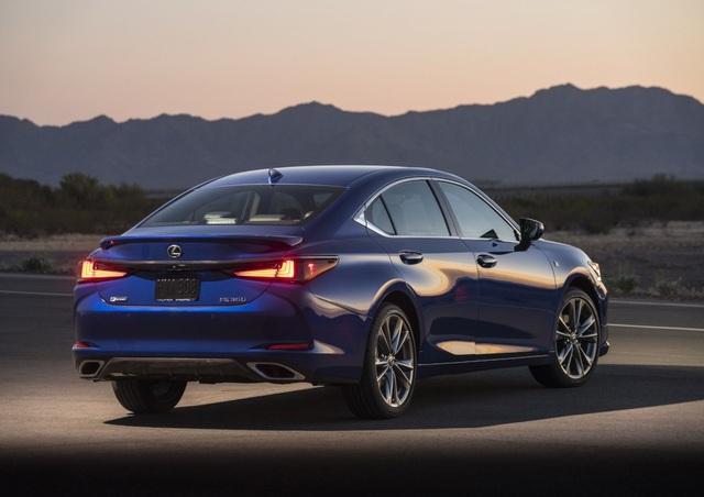 Lexus ES thế hệ mới - Động cơ cũ, sức mạnh mới - 13