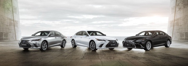 Lexus ES thế hệ mới - Động cơ cũ, sức mạnh mới - 3