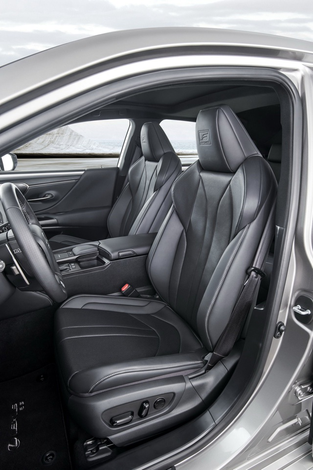 Lexus ES thế hệ mới - Động cơ cũ, sức mạnh mới - 25