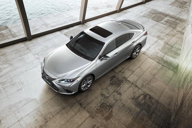 Lexus ES thế hệ mới - Động cơ cũ, sức mạnh mới - 27
