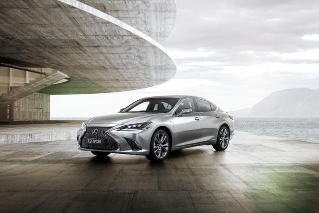 Lexus ES thế hệ mới - Động cơ cũ, sức mạnh mới - 22