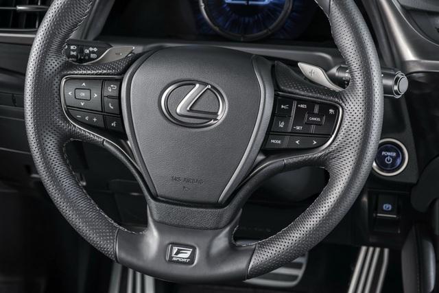 Lexus ES thế hệ mới - Động cơ cũ, sức mạnh mới - 24
